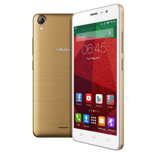 Infinix X5010 MT6580 Android 7.0 Firmware Flash File